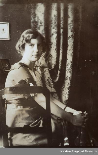 Kirsten Flagstad 1913
