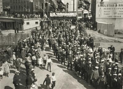 Sunnmøre Songarlags stevne i 1930