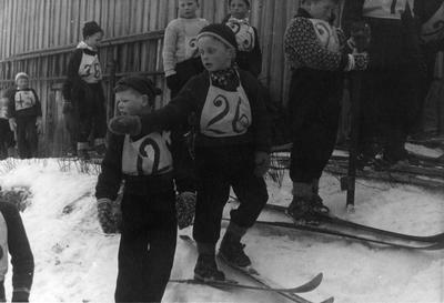 Gutterenn i Steffensløkka