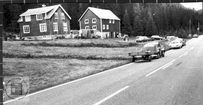Auksjon på Bergan i Bjelland