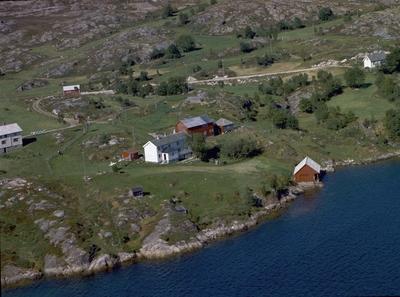 Eiendommene Hammervik
