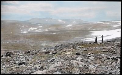 Fra foredragsrekken Landmålerlivet i Finnmark v/Axel Printz : Fra Juoksavuomgaissa mot Rastigaissa