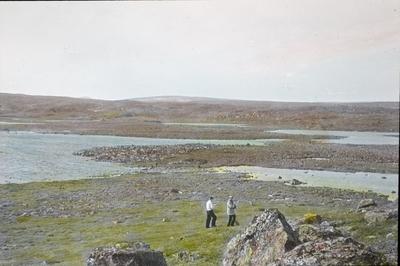 Fra foredragsrekken Landmålerlivet i Finnmark v/Axel Printz : Roanccejavret
