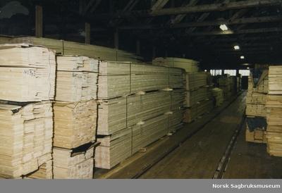 Trelastbeholdningen ved Spillumbruket 22
