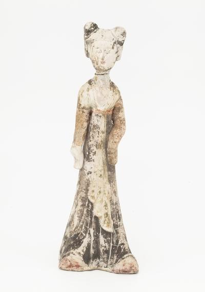 Figurin av kvinne