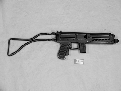 MP 9 mm Franchi M57