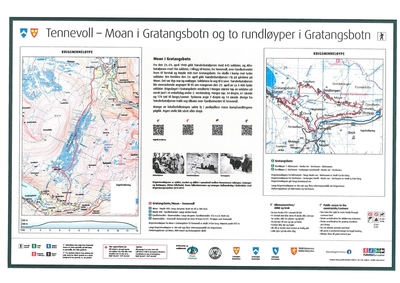The memory track of War - Gratangsbotn - Tennevoll