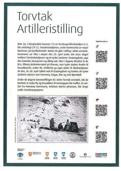 Torvtak - DARFEDÁHKKI-ARTLERISTILLET