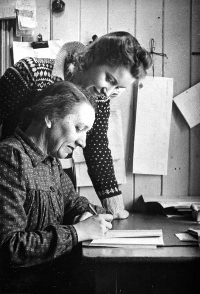 Marie Westby, en ukjent heltinne fra 2. verdenskrig