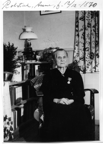 Anne Rolstad