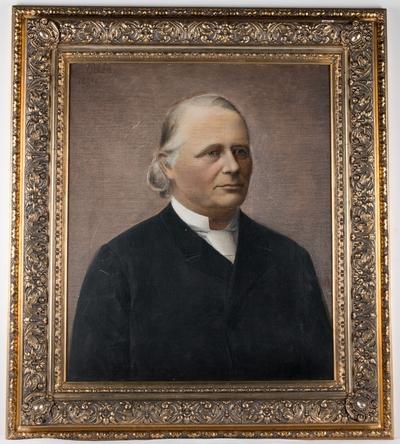 Portrett av Lars Berentsen (1836-1896)