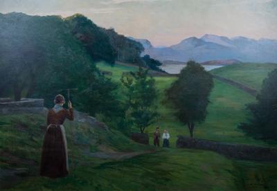 Sølyst, 1900