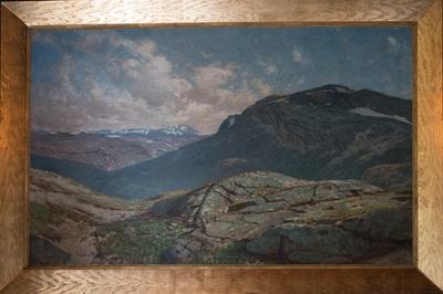Fjellandskap, 1901