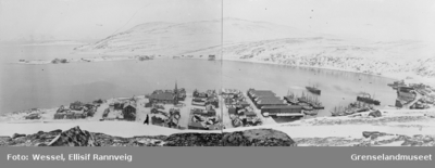 Panorama over Hammerfest