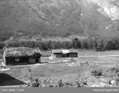 Heimstølen til Søre Vøllo