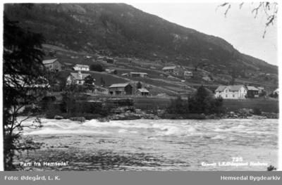 Ulsåkgardane i Hemsedal på slutten av 1920-åra