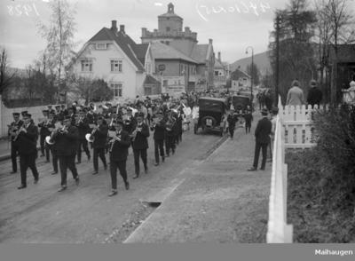 Russetoget 1928