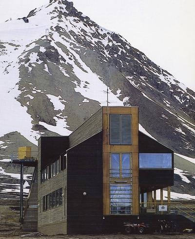 Sverdrupstasjonen, Ny Ålesund