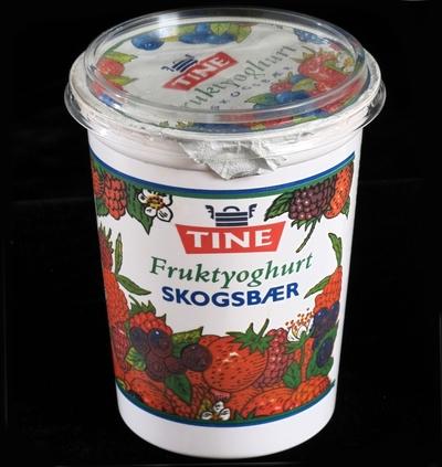 Yoghurtbeger