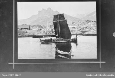 repro av en Nordlandsbåt