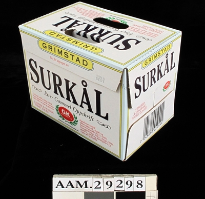 Eske for surkål