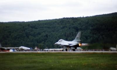 Lufthavn/Flyplass