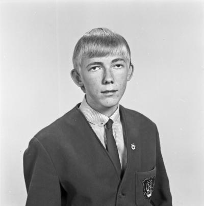 Portrett ung mann - bestiller Kåre Foldøy