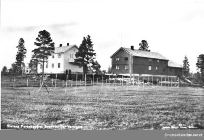 Forsøksgården Svanhovd