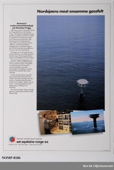 Nordsjøens mest ensomme gassfelt