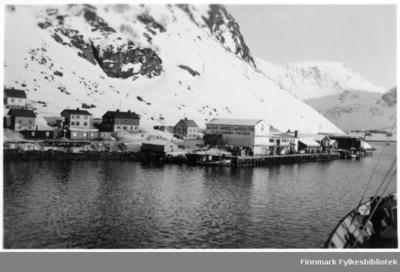 Øksfjord etter gjenreisningen