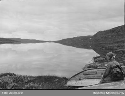 Fra området rundt Tunhovdfjorden og Pålbufjorden