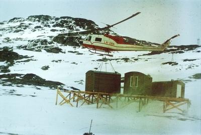 Tysso II-utbygginga fjell