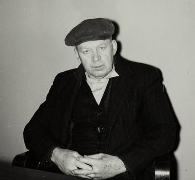 Portrett Alfred Ommundsen