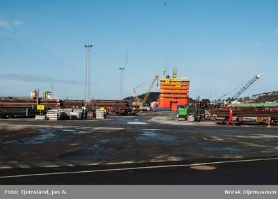 Vestbase i Kristiansund ble etablert for bl