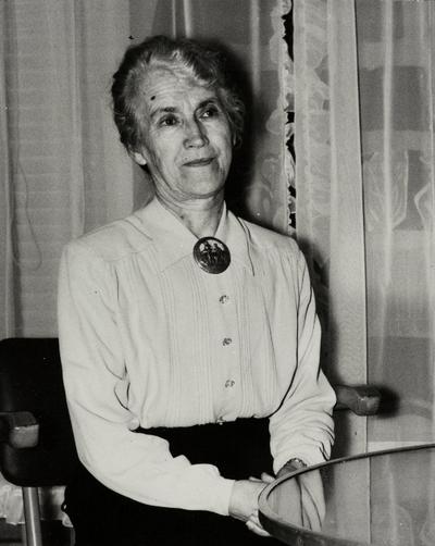Portrett Else Marie Olsen