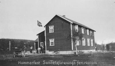 Hammerfest Sanitetsforenings feriekoloni