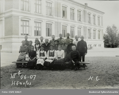 Hønefoss folkeskole