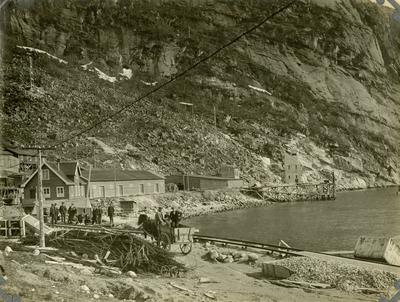 Glomfjord ca 1915