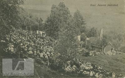 Ivar Aasens fødestad