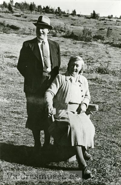 Hanna og Ola Kolsgård