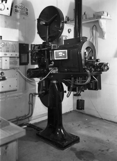 Filmframvisningsmaskin