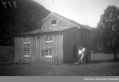 Stabburet på gården Åskard (Drejerstua)
