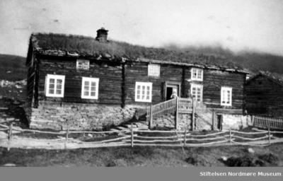 Våningshuset på Svisdal i Sunndal kommune