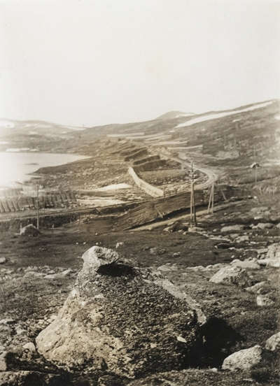 Bergensbanen ved Florsveggen