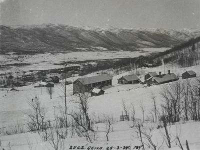 Utsikt over Ustedalen