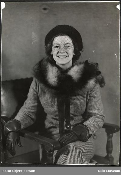 Tordis Maurstad.