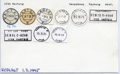 1735 Varteig