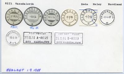 8173 Vassdalsvik