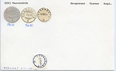 5563 Vassendvik (Vassendviken)