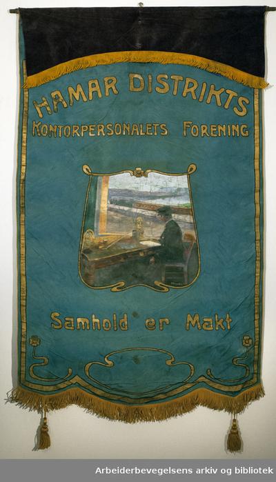 Hamar distrikts kontorpersonalets forening